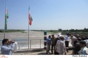 حذف کمرگ اصلاندوز بخاطر جنگ آذربایجان و ارمنستان!