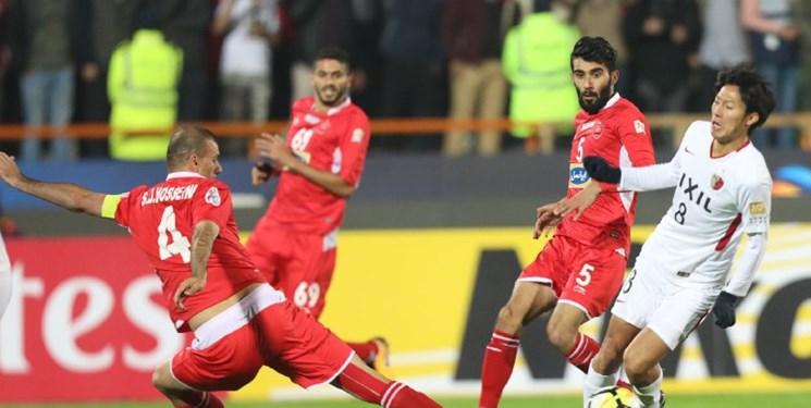 دیدار پرسپولیس و کاشیما آنتلرز در دور برگشت فینال لیگ قهرمانان آسیا / جام به سرزمین آفتاب تابان رفت