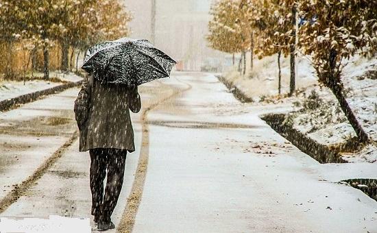 مدیر کل هواشناسی استان اردبیل خبر داد: نفوذ سامانه سرد و بارش زا به اردبیل در روزهای آینده
