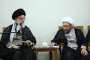 آیت الله آملی لاریجانی به ریاست مجمع تشخیص مصلحت نظام و عضو فقهای شورای نگهبان منصوب شد