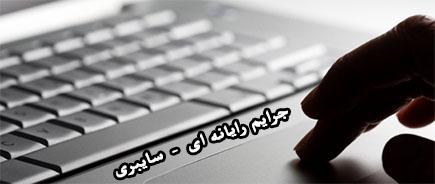 بیشترین وقوع جرایم اینترنتی استان در اردبیل و پارسآباد اتفاق میافتد