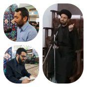مراسم دعای ندبه در شهرستان پارس آباد مغان برگزار شد