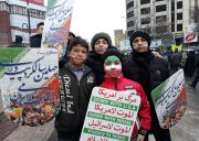 جشن چهل سالگی انقلاب اسلامی در اردبیل + تصاویر