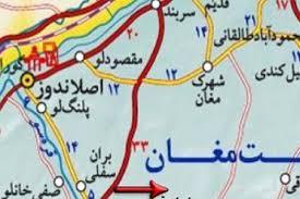 بخش اصلاندوز پارس آباد مغان به شهرستان تبدیل شد