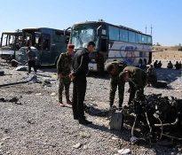 حادثه تروریستی زائران پارس آبادی در عراق / اسامی مجروحان