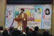 مراسم جشن بزرگ میلاد کوثر در شهرستان اصلاندوز برگزار شد + تصاویر