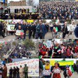 جشن چهلمین سالگرد پیروزی انقلاب اسلامی در شهرستان پارس آباد + تصاویر