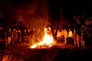 کاهش ۴۰ درصدی مصدومان حوادث چهارشنبه سوری در استان اردبیل