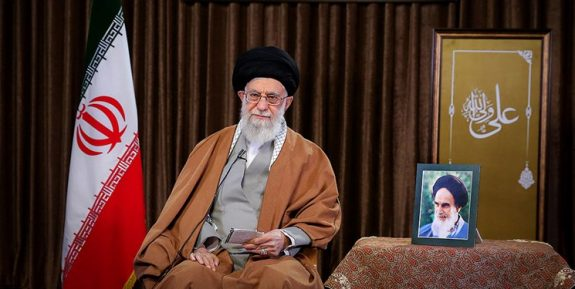 رهبر انقلاب اسلامی سال ۹۸ را سال «رونق تولید» نامگذاری کردند