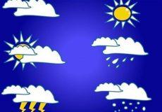 وضعیت هوای مناطق استان اردبیل در روز طبیعت (۱۳ بدر)