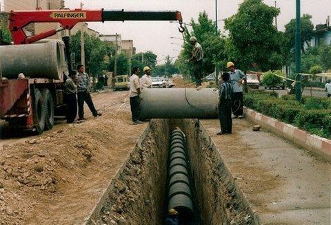سه هزار و ۳۰۰ میلیارد ریال برای احداث شبکه فاضلاب اردبیل اختصاص یافت