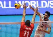 والیبال ایران و پرتغال وبازگشت فوق العاده با ندای ایران ایران /ایران ۳ – پرتغال ۱