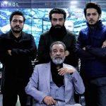سانسور قسمت ۱۳ سریال گاندو با فشار دولت روحانی/سکانس جاسوسی از دولت، حذف شد