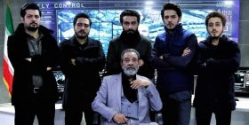 سانسور قسمت ۱۳ سریال گاندو با فشار دولت روحانی/حذف سکانس جاسوسی از دولت