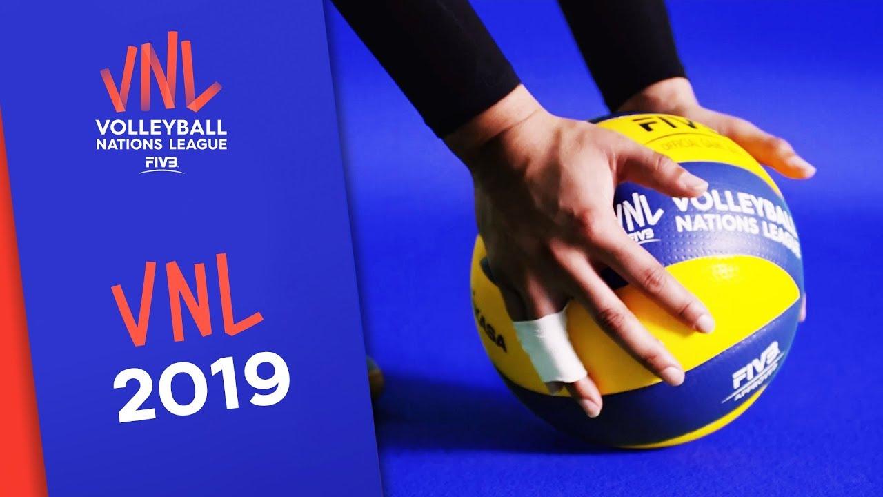قهرمانی تیم روسیه در لیگ ملتهای والیبال 2019