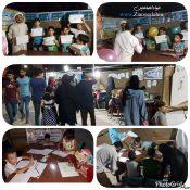 گزارش تصویری برنامه های دهه کرامت شهرستان پارس آباد مغان