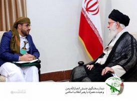 چرا غلاف «خنجر یمنی» در دیدار با رهبر انقلاب خالی نبود؟