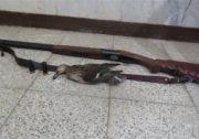 دستگیری متخلف شکار غیرمجاز پرنده وحشی خوتکا در بیله سوار