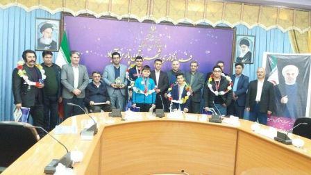 اختصاص ۵۰ میلیارد ریال اعتبار به بخش ورزش و جوانان پارسآباد